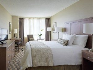 Rooms at the Eaton Chelsea in Toronto