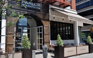 Parlor Steakhouse NYC