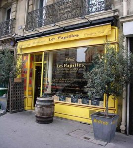 Bistroy Les Papilles - Paris, France