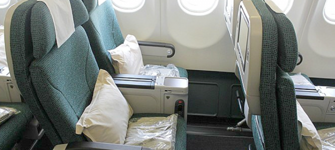 Flying Premium Economy With Cathay Pacific