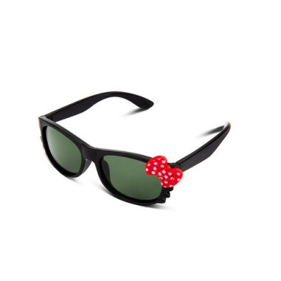 RIVBOS ® RBK002 Rubber Flexible Kids Polarized Sunglasses