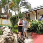 Colleen and Mike in Belize