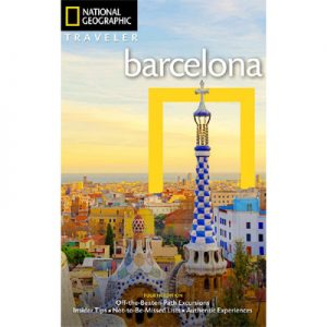Barcelona Travel Guide, 4th Edition