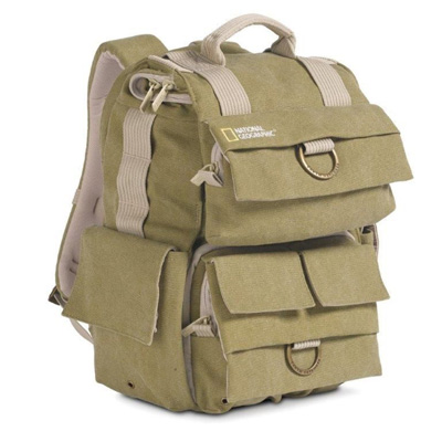 Earth Explorer Backpack - Small