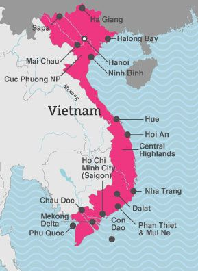 Planning Your Vietnam Itinerary 187 Fanatic Tourist
