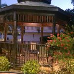 Gazebo in the Gardens