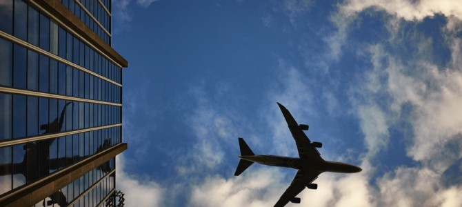 Flying Anxiety?  Managing Your Well-Being While Flying