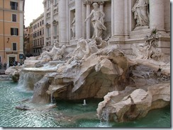 Trevi Fountain- The best things to do in Rome