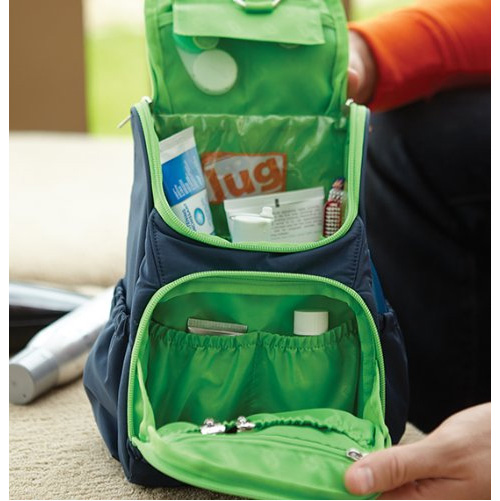 Lug Caddy Vertical Toiletry Bag » Fanatic Tourist