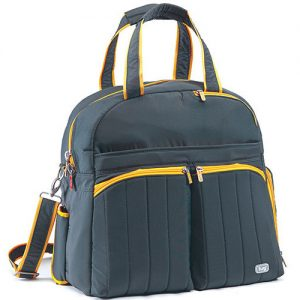 Lug Boxer Overnight Gym Duffel