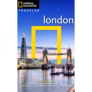 London Travel Guide, 4th Edition