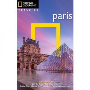 Paris Travel Guide, 4th Edition