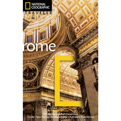 Rome Travel Guide, 4th Edition