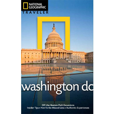 Washington, D.C. Travel Guide, 4th edition
