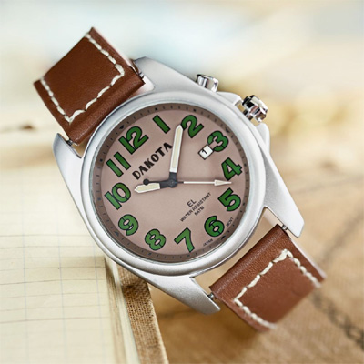 Retro Backlight Watch