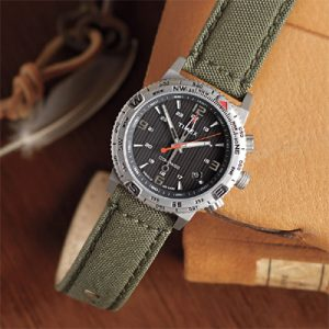 Intelligent Quartz Compass Watch