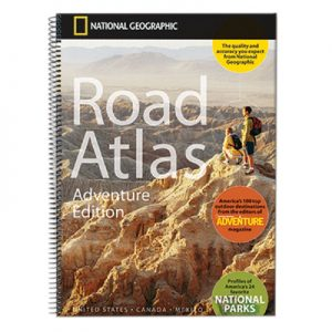 Road Atlas - Adventure Edition
