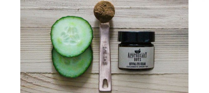 Cucumber & Green Tea Eye Cream