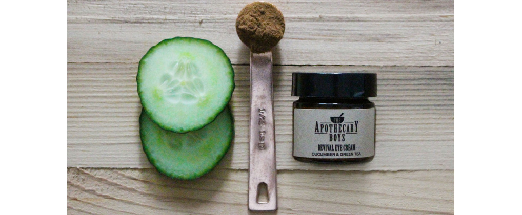 cucumber green tea eye cream